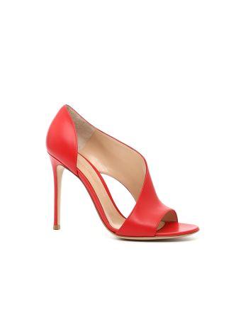 Calfskin Demi Sandals