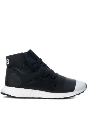 Sneaker Y-3 Kozoko High In Mesh Elasticizzato E Tpu
