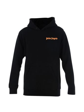 Black Orange Peace Hoodie