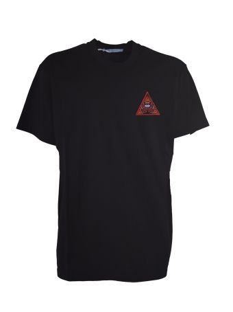 Givenchy Cuban-fit Realize Embroidered T-shirt