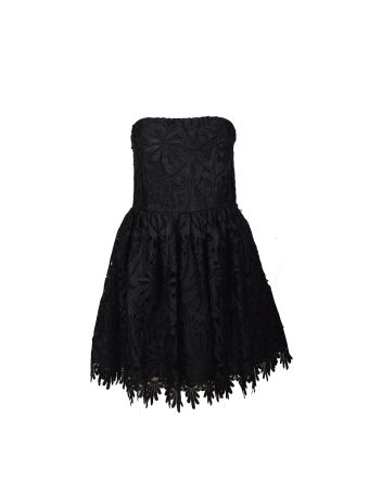 Alice + Olivia Daisy Lace Dress