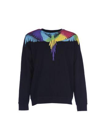Marcelo Burlon County Of Milan Neurk Sweatshirt