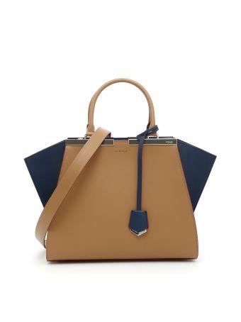 Calfskin 3jours Shopping Bag