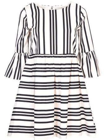 Alice + Olivia Stripe-print Dress