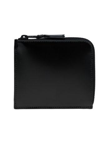 Comme Des Garçons Wallett Leather Card Case