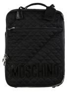 Moschino Quilted Trolley
