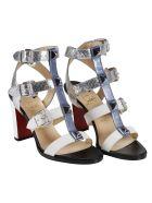 Heeled Sandals Shoes Women Christian Louboutin