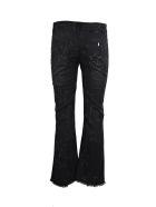 Stella Cropped Stars Jeans