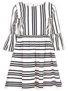 Alice + Olivia Stripe-print Dress