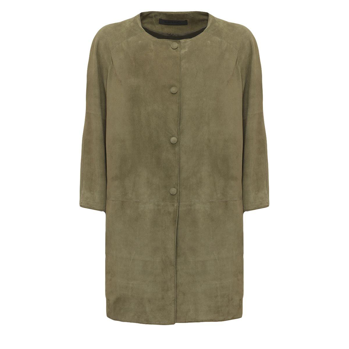 Simonetta Ravizza Buttoned Coat