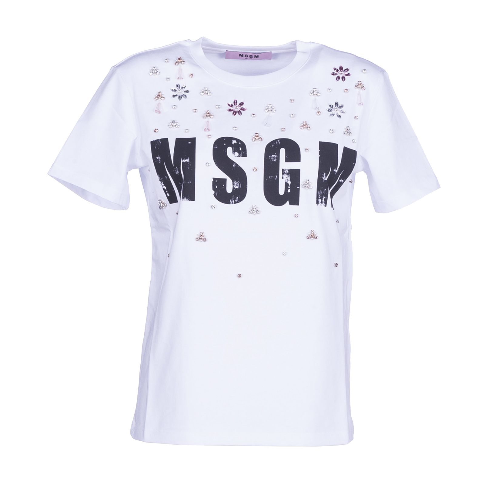 Msgm Jewels T-shirt