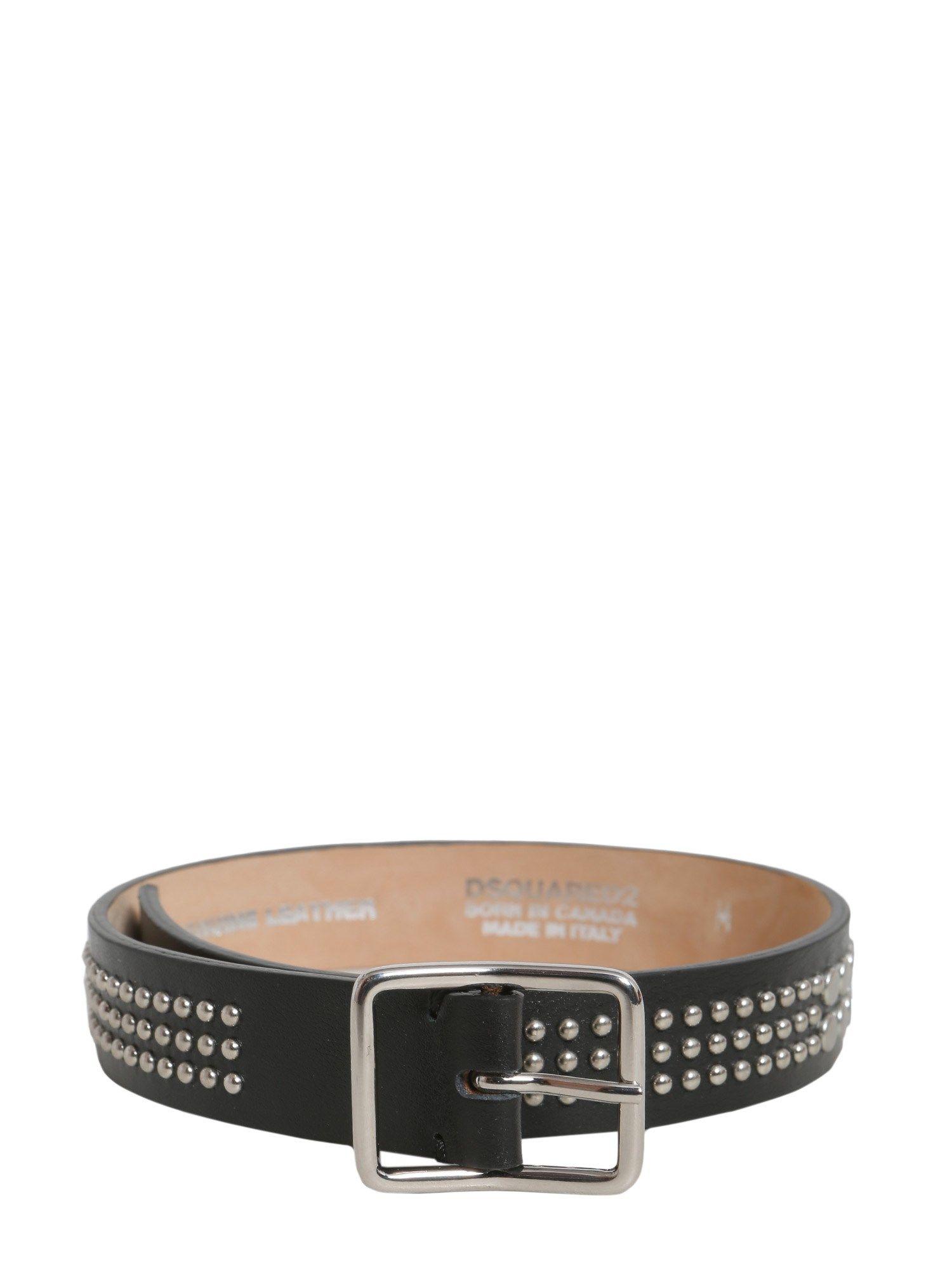Double Wrap Studded Bracelet