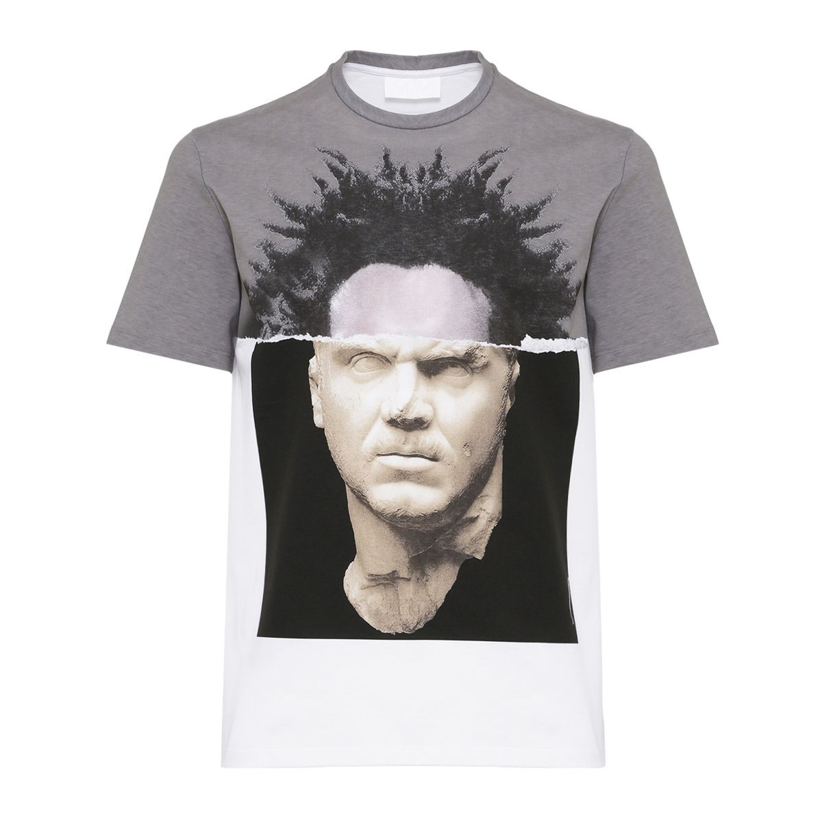 Neil Barrett Spliced T-shirt