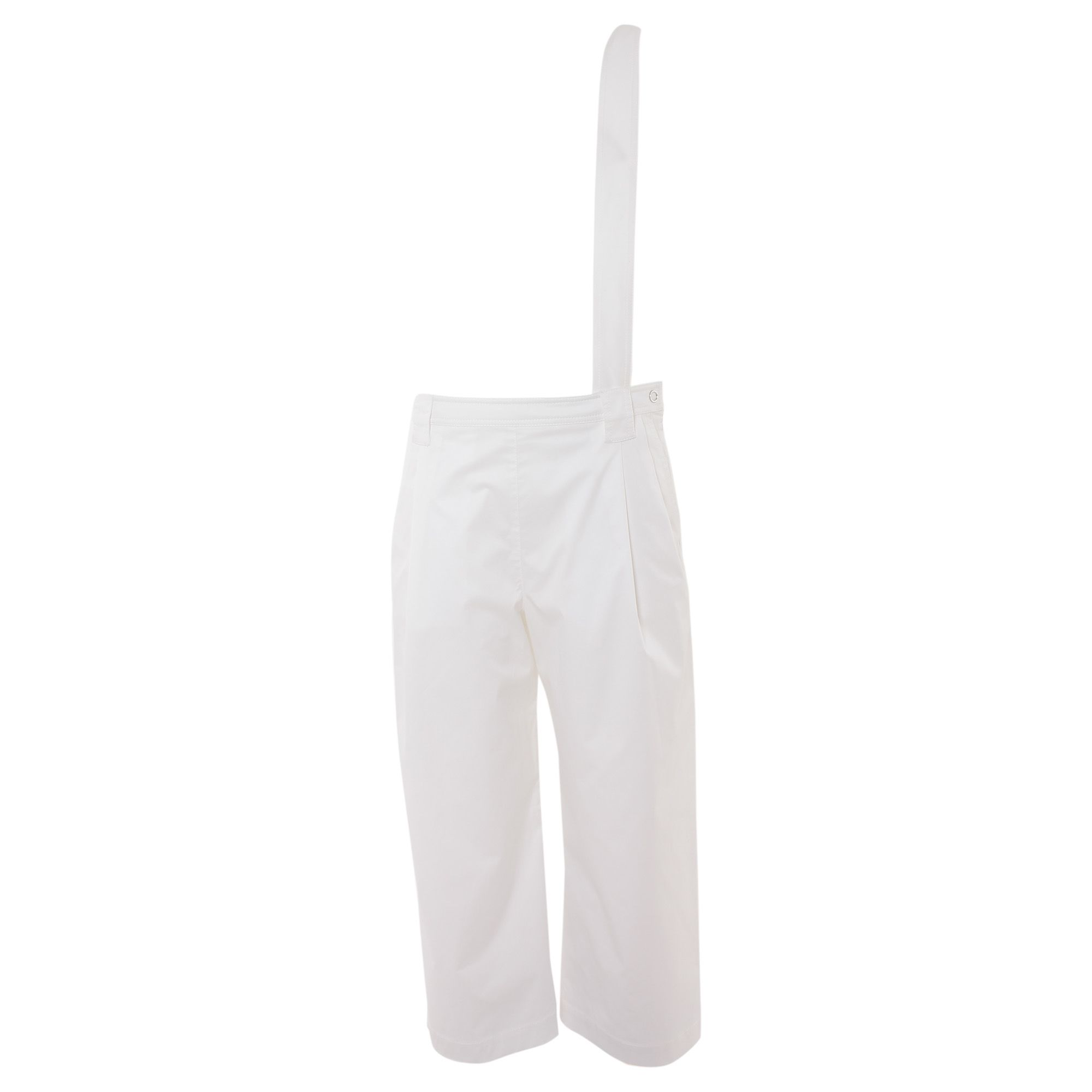 Iceberg Cotton Blend Trousers