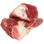 Free Range lamb collar bone in