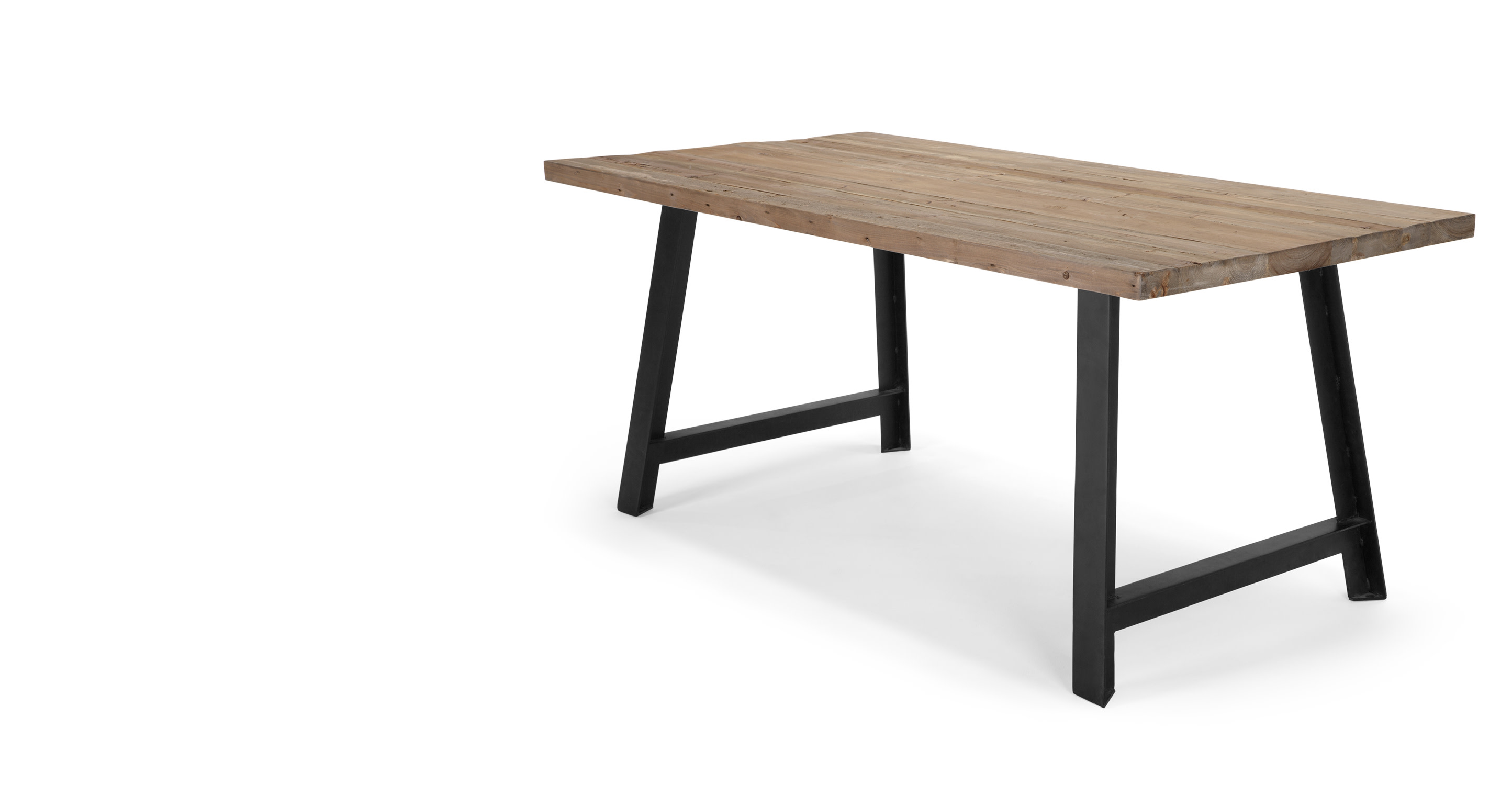Buckley Rectangular Dining Table Black