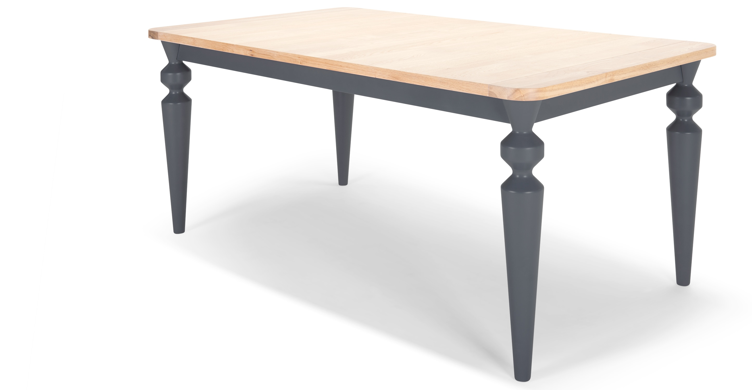Betty Dining Table Oak And Grey