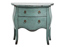 Bourbon Commode, Azure Blue