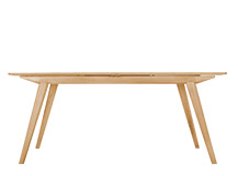 Aveiro Extending Dining Table, Oak
