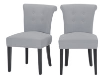 2 x Celia Dining Chair, Persian Grey