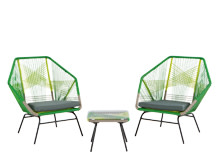 Copa Outdoor Aperitif Set, Citrus Green