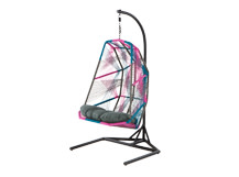 Copa Outdoor Hanging Chair, Spectrum Pink