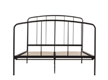 Dulwich Double Bed, Black