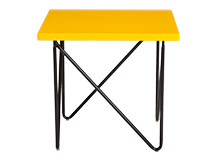 Eiffel Side Table, Yellow