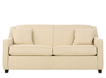 Halston Sofa Bed, Cream