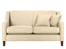 Halston 2 Seater Sofa, Cream