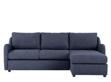 Hamlyn Right Hand Facing Corner Sofa, Shadow Indigo