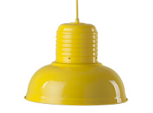 Jackson Pendant Light, Gloss Yellow