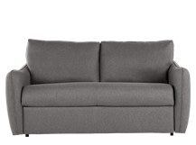 Jefferson Sofa Bed, Tweed Grey