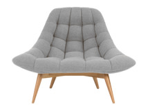Kolton Chair, Whisper Grey