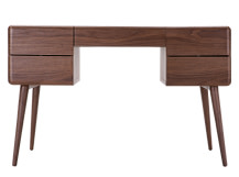 Paco Desk, Walnut