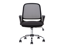 Rizzo Swivel Office Chair, Black