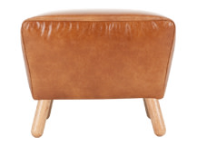 Rubens Footstool, Toffee Brown