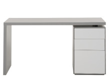 Stretto Desk, Tonal Grey