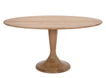 Trumpet Dining Table, Ash
