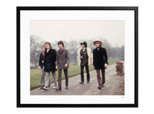 The Rolling Stones, 1967, 50 x 40cm, Limited Edition