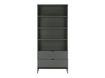 Marcell Bookcase, Grey