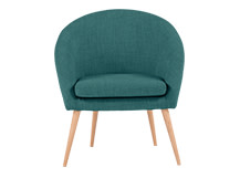 Picerno Chair, Shadow Teal