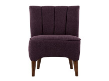 Pimlico Accent Chair, Amethyst