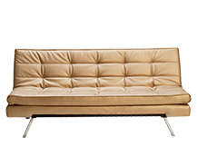 Vinci Sofa Bed, Gold