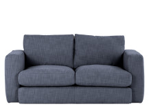 Walter 2 Seater Sofa, Denim