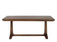 Anderson Dining Table, Mango Wood