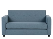 Joshua 2 Seater Sofa, Denim