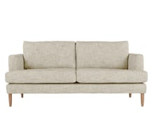 Kotka 2 Seater Sofa, Vintage Dust Cotton Mix