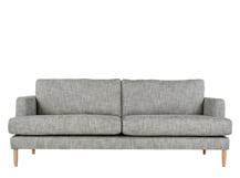 Kotka 3 Seater Sofa, Vintage Ink Cotton Mix