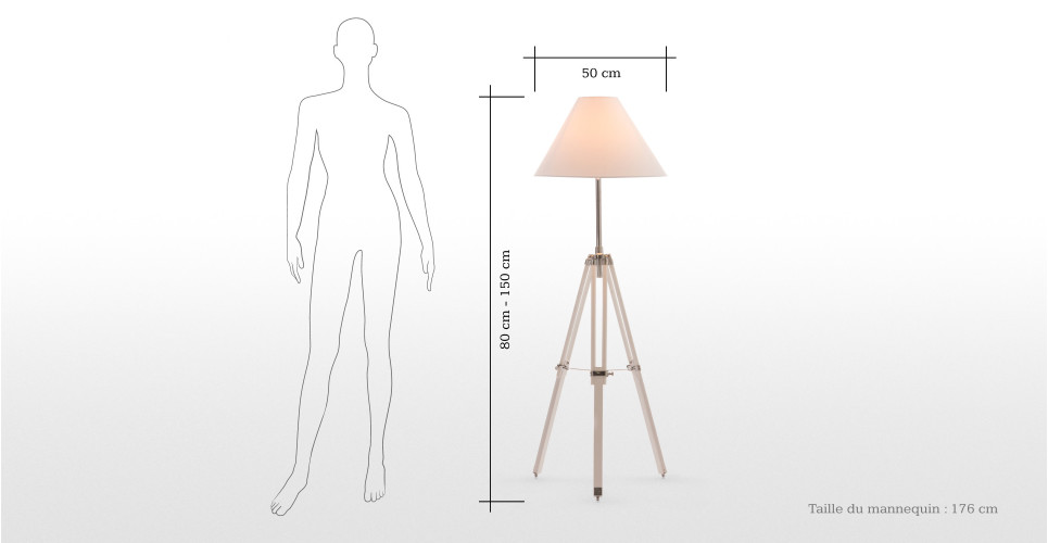 Typical Floor Lamp Height